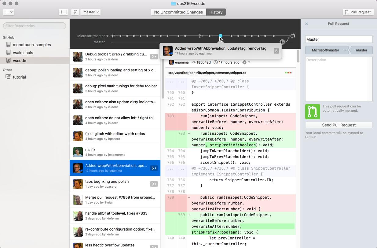 几款Git GUI客户端工具