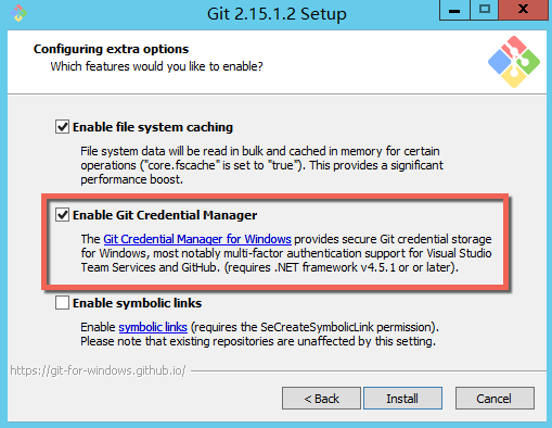 git-for-windows-install